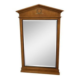 20th Century Empire Thomasville Grand Classics Beveled Glass Mirror For Sale