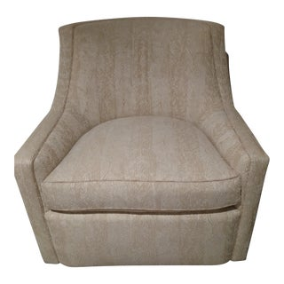"""O. Henry House """"Ethan"""" Upholstered Armchair"""