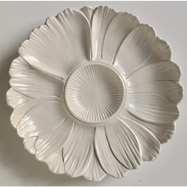 Tis charming pair of vintage Italian faience artichoke plates are wonderful to use and display. Great for artichokes or...