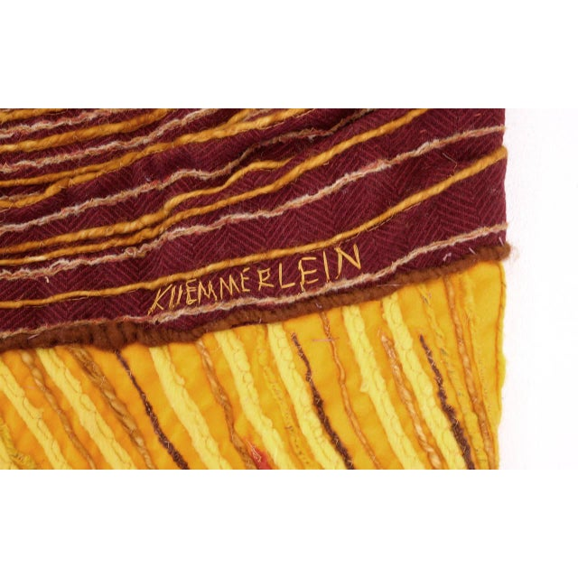 Janet Kuemmerlein Wall Hanging - Image 3 of 10
