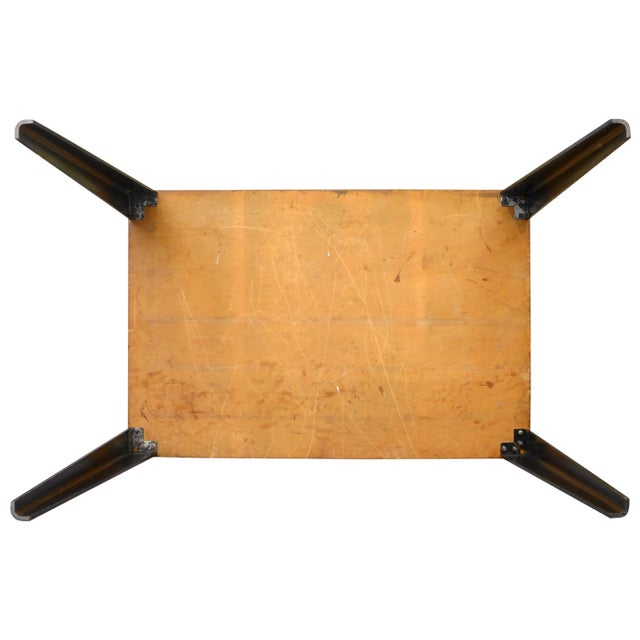Herman Miller DTW-1 Table by Charles Eames for Herman Miller For Sale - Image 4 of 7
