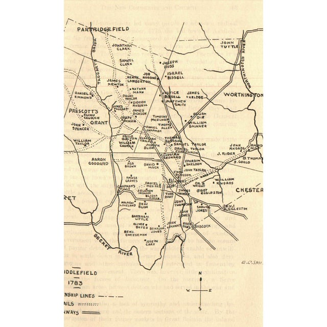 A History of the Town of Middlefield, Mass. - Image 2 of 2