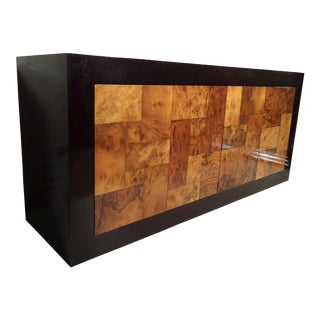 Mid-Century Modern Paul Evans Style Credenza For Sale
