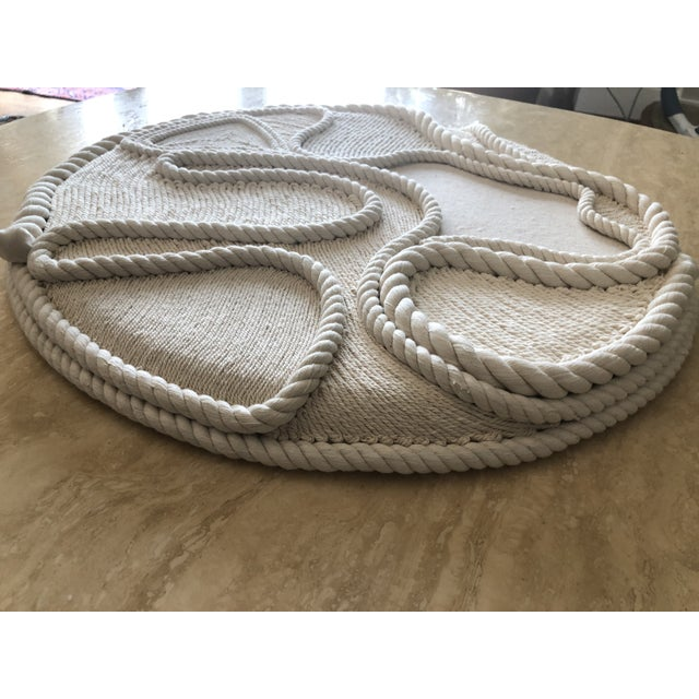 Sculptural Rope Art by Catie Conlon For Sale - Image 4 of 6