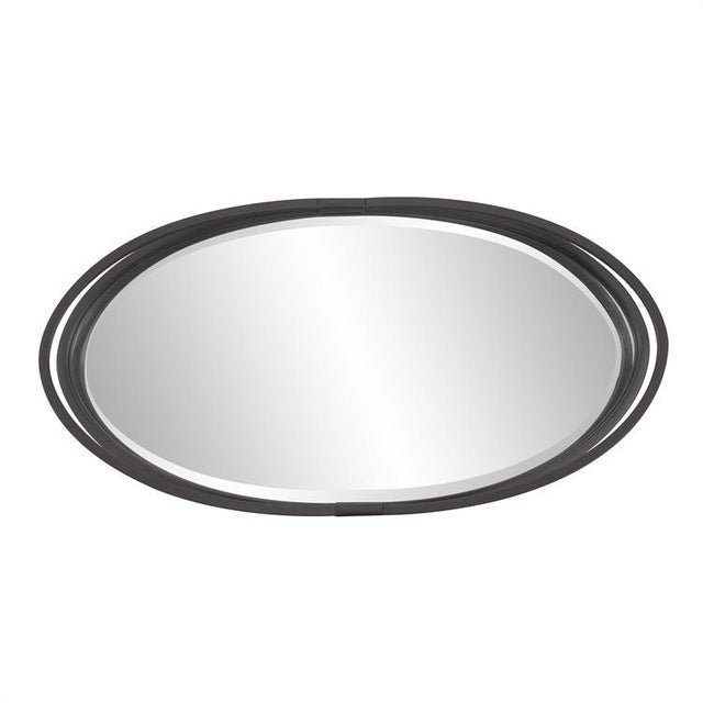 2020s Kenneth Ludwig Oval Iron Tray For Sale - Image 5 of 6