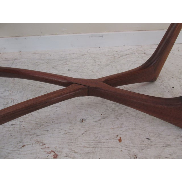 Vintage Biomorphic Coffee Table by Erno Fabry - Image 9 of 9