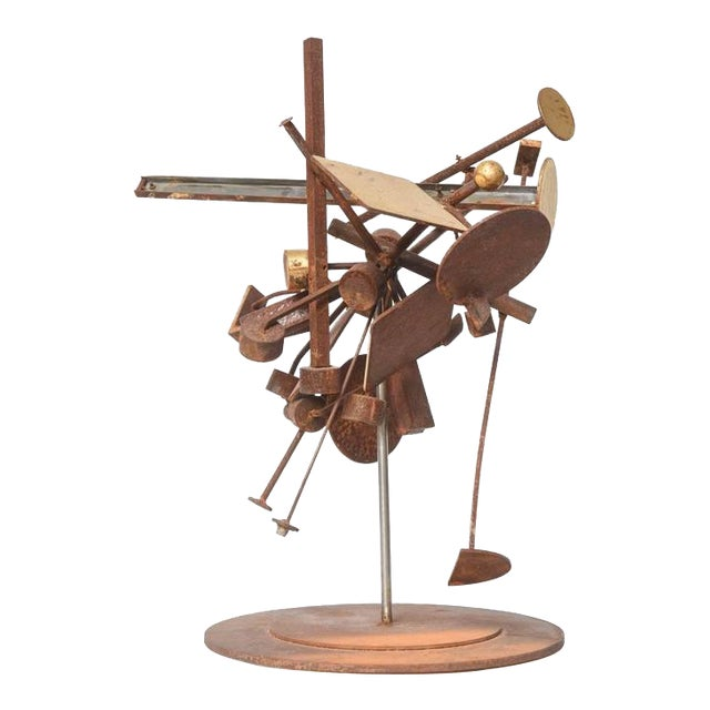 Kinetic Dimensional Works, Abstract Expressionism Sculpture For Sale