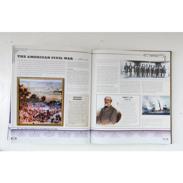 National Geographic History Book: An Interactive Journey For Sale - Image 9 of 13