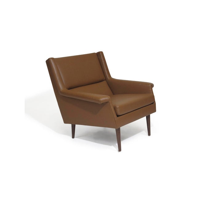 2010s Milo Baughman Lounge Chair For Sale - Image 5 of 10
