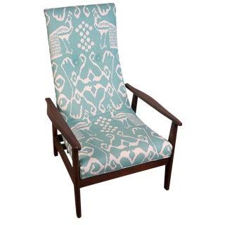 China Seas Danish Lounge Chair For Sale