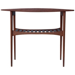 Tove & Edvard Kindt-Larsen Side Table, Denmark, 1950s For Sale