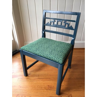 Vintage Baker Accent Chair Preview