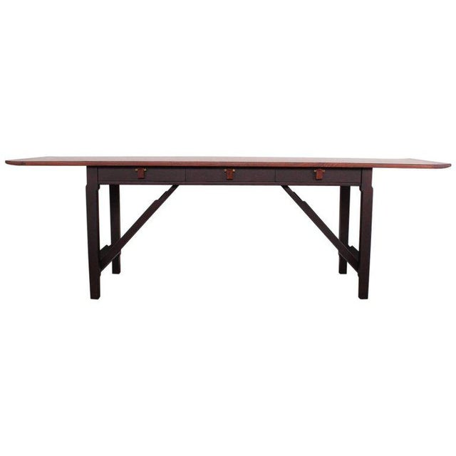 Dunbar Console or Sofa Table by Edward Wormley For Sale - Image 11 of 11