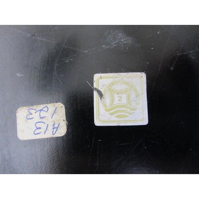 Vintage Enamel Koi Fleur De Lis Box - Image 10 of 10