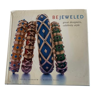 Bejeweled: Great Designers, Celebrity Style Book For Sale