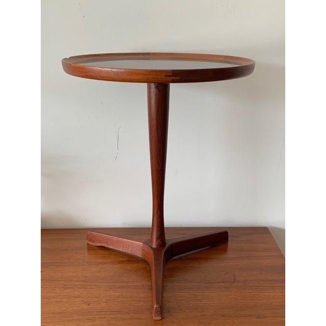 1960s Danish Modern Hans Andersen Teak Table For Sale - Image 10 of 10