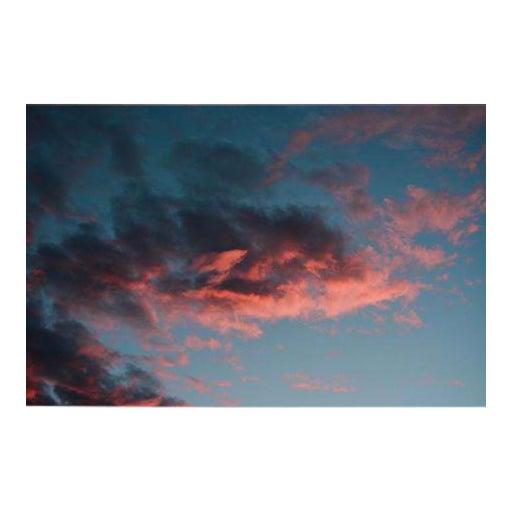 Cloud Print by Nicole Cohen For Sale