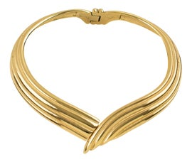 Image of Yves Saint Laurent Necklaces