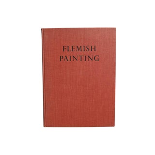 """""""Flemish Painting: The Century of Van Eyck"""" 1957 Book For Sale"""