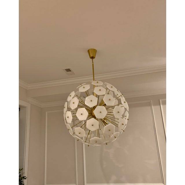 Jonathan Adler Vienna Globe Chandelier Light Pendant For Sale - Image 9 of 9