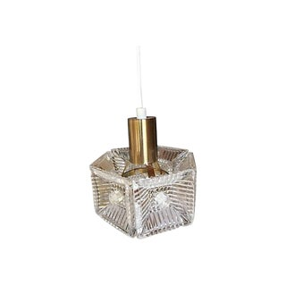 Carl Fagerlund Orrefors Pendent Lamp