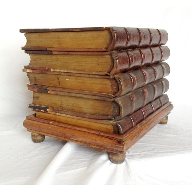 Book Form Low Stool Table - Image 3 of 5