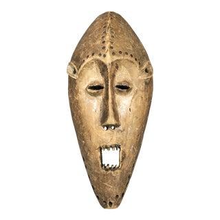 African Art Tribal Art Lega Mask From Democratic Republic of Congo