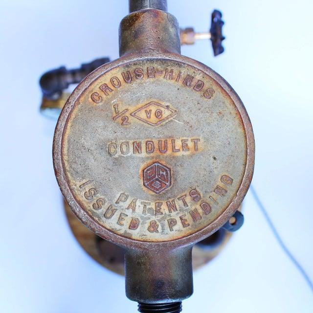 Vintage Nautical Lamp - Image 7 of 7