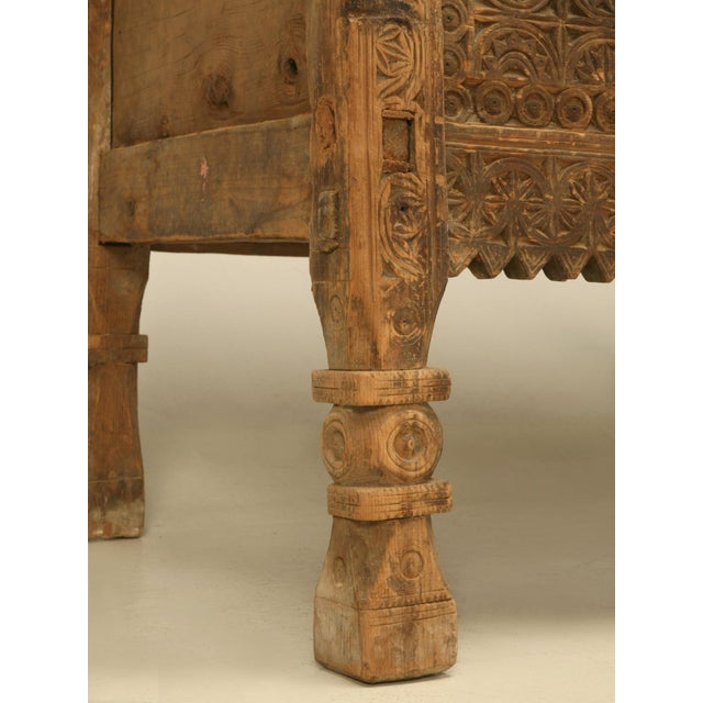 Swat Chest from the Swat Valley of Pakistan For Sale - Image 9 of 10