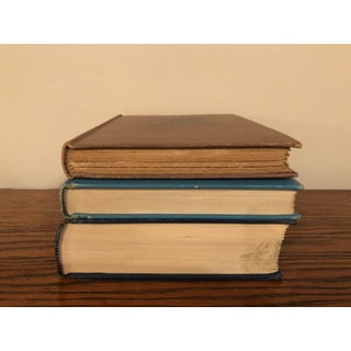 Vintage Decorative Books-Set of 3 Preview