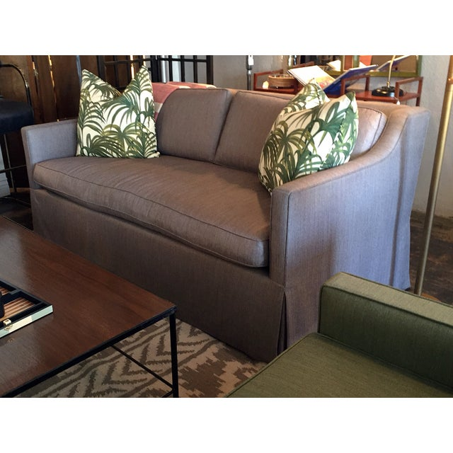 Skirted Williams Sofa by Empiric - Image 3 of 3