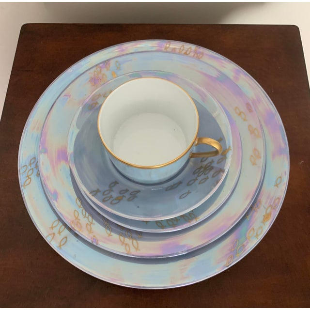 Poc a Poc is boutique French Limoges chinaware manufacturer producing hand painted high quality luxury Limoges China...