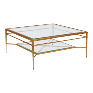 Modern Madeleine Cocktail Table For Sale