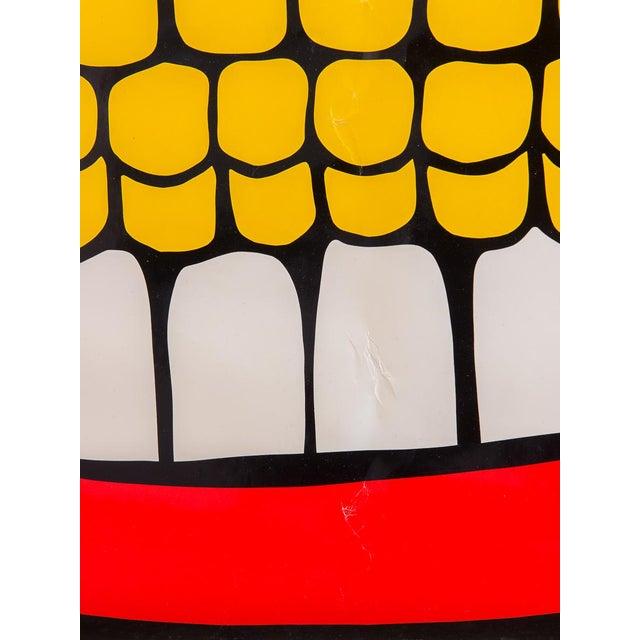 Paper Herman Miller Summer Picnic Sweet Corn Festival Poster For Sale - Image 7 of 9