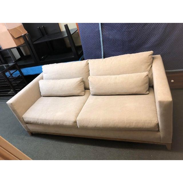 Taraval Apartment Sofa By Crate Barrel Chairish