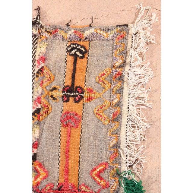 Superb Moroccan Tribal Berber Vintage Rug