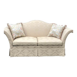Vintage Hickory Chair Co. Sofa For Sale