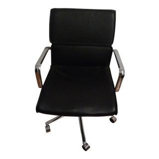 Lazzoni Adjustable Pistons Black Office Chair