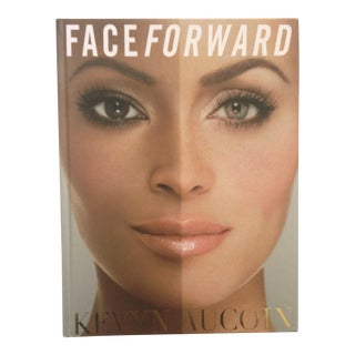 "Kevyn Aucoin ""Face Forward"" Hardcover Make Up Book For Sale"