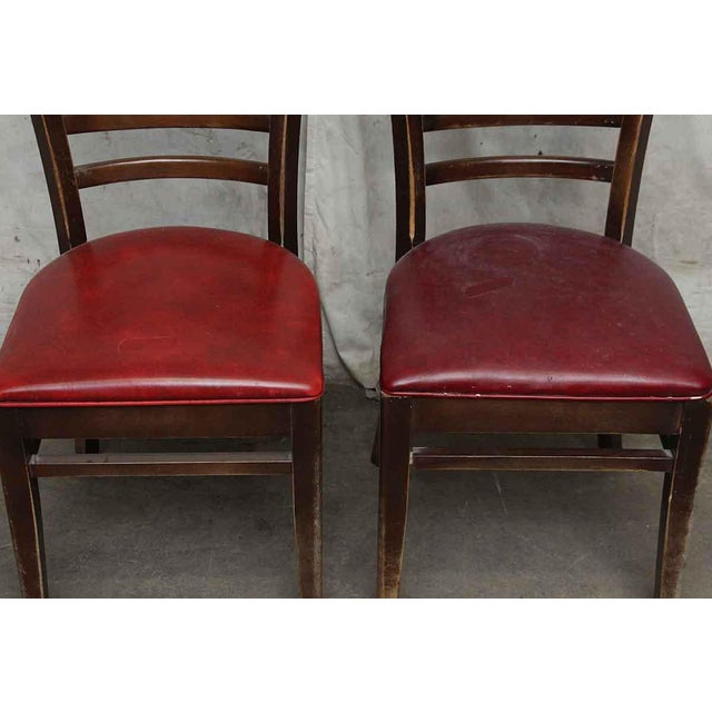 Made by High Point Furniture Industries. If you would like more of these chairs see N246370. Priced as a pair. Dimensions...