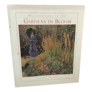 Gardens in Bloom Book by Roxana Marcoci For Sale