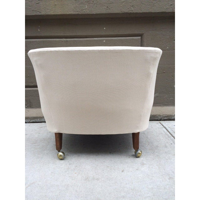 1960s Pair of Kipp Stewart for Directional Lounge Chairs For Sale - Image 5 of 7
