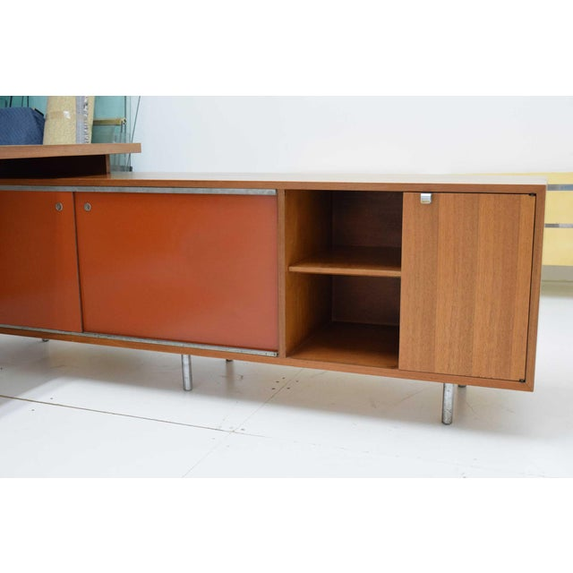 1952 George Nelson for Herman Miller Executive Desk For Sale In Dallas - Image 6 of 13