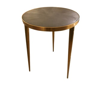Contemporary Breman Side Table For Sale