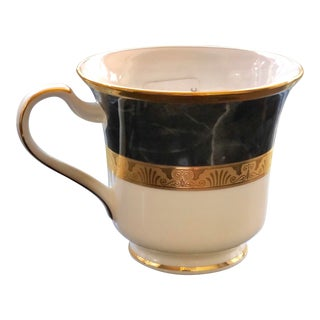 Noritake Opulence Bone China Footed Cup For Sale