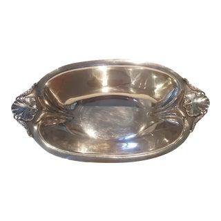International Sterling Silver Royal Danish Fruit Bowl For Sale