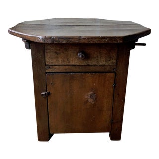 Antique Side Table From Siena, Italy For Sale