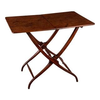Regency Oak Coaching Table For Sale