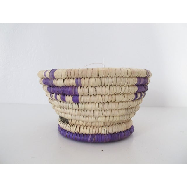 Purple Coyote Basket - Image 3 of 5