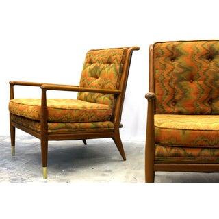 John Stuart Clingman for Widdicomb Lounge Chairs Preview